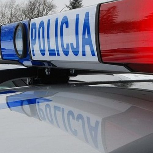 POSZUKIWANY PRZEZ INTERPOL ZATRZYMANY PRZEZ POLICJANTÓW W USTCE