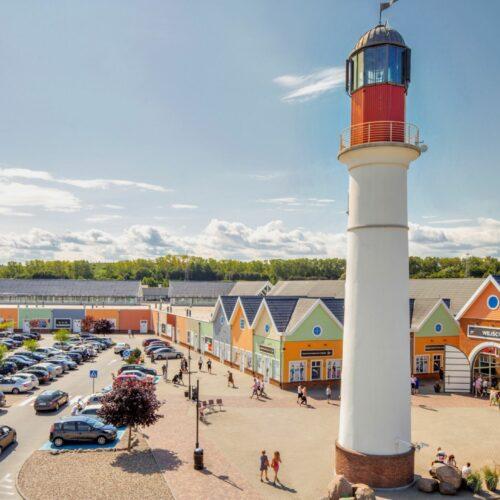 W gdańskim centrum Designer Outlet będzie największy salon Nike w regionie